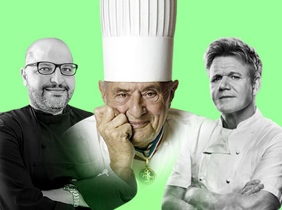 book of chef